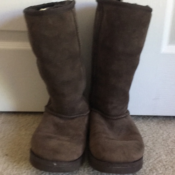 UGG Shoes - Ugg Classic Tall Brown Boots